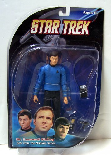 Star Trek Dr. Leonard McCoy The Original Series 2009