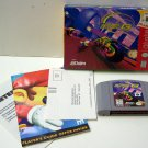 Extreme G N64 Nintendo 64 Game Cartridge