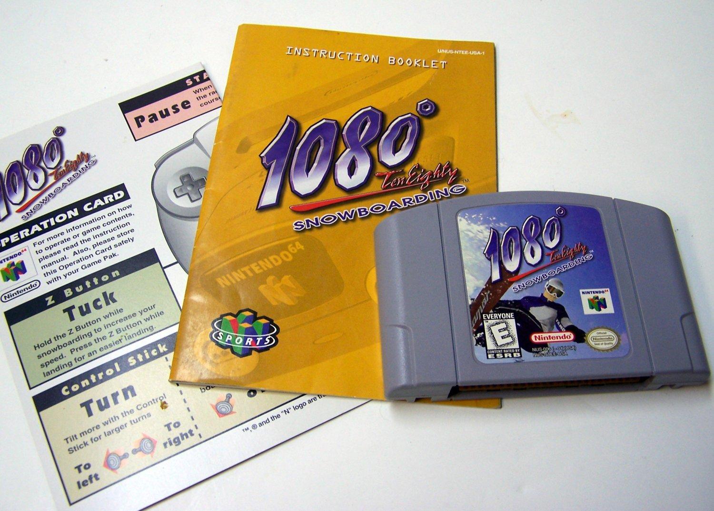 1080   ~ N64 Nintendo 64