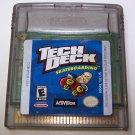 Tech Deck Skateboarding by Nintendo Gameboy Color