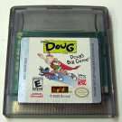 Doug's Big Game  by Nintendo Gameboy Color