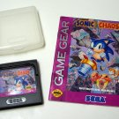 Sonic the Hedgehog Chaos ~ SEGA Game Gear