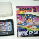 Sonic the Hedgehog 2 ~ SEGA Game Gear
