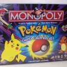 Pokemon Monopoly by Hasbro PEWTER POKE'MON MOVERS