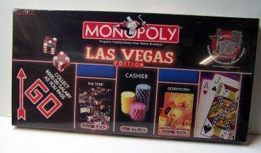 Las Vegas Edition Monopoly Collector's Edition