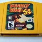 Donkey Kong 64 ~ N64 Nintendo 64 Game