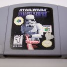 Star Wars Shadows of the empire - N64 Nintendo 64 Game