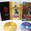 The Legend of Zelda: Skyward Sword with Music CD ~ Nintendo GameCube Wii
