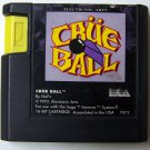 Crue Ball Sega Genesis Game