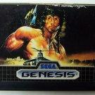 Rambo III  Sega Genesis Game