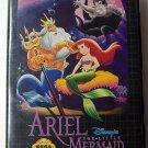 Ariel The Little Mermaid Sega Genesis Game COMPLETE