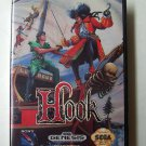 Hook Sega Genesis Game COMPLETE