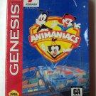 Animaniacs Sega Genesis Game
