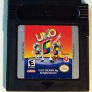 Uno by Nintendo Gameboy  Nintendo Game boy