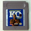 George Foreman's KO Boxing  Nintendo Game boy