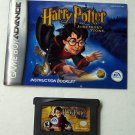 Harry Potter and the chamber of secrets Nintendo Game boy Advance