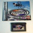 Mat Hoffmans Pro BMX Nintendo Game boy Advance