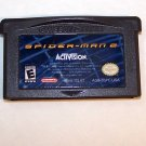 Spider-man 2 Nintendo Game boy Advance GBA