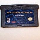 Spider-man 2 Nintendo Game boy Advance GBA