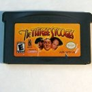 The Three Stooges Nintendo Game boy Advance GBA