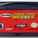 Matchbox CrossTown Heroes Nintendo Game boy Advance GBA