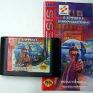Lethal Enforcers  Sega Genesis Game