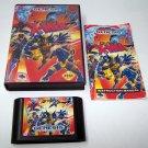 X-Men Sega Genesis Game
