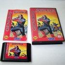 Shinobi III Return of the Ninja Master Sega Genesis Game Complete