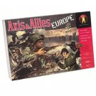 Axis & Allies Europe Avalon Hill Game