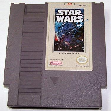 Star Wars Original 8-bit Nintendo NES Game Cartridge