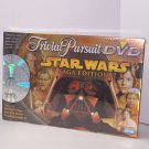 TRIVIAL PURSUIT DVD STAR WARS SAGA EDITION BOARD GAME