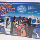 Penguin Freeze-Tag The South Pole's Favorite Game of Tag