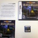 Hidden Mysteries: Salem Secrets Nintendo DS cartridge
