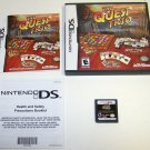 The Quest Trio Nintendo DS cartridge