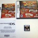 The Quest Trio Nintendo DS cartridge