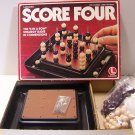 1978 Score Four The fascinating new three dimensional family game by Funtastic