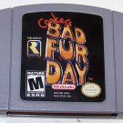 Conker's Bad Fur Day - N64 Nintendo 64 Game