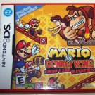 Mario vs. Donkey Kong Mini-Land Mayhem! Nintendo DS cartridge