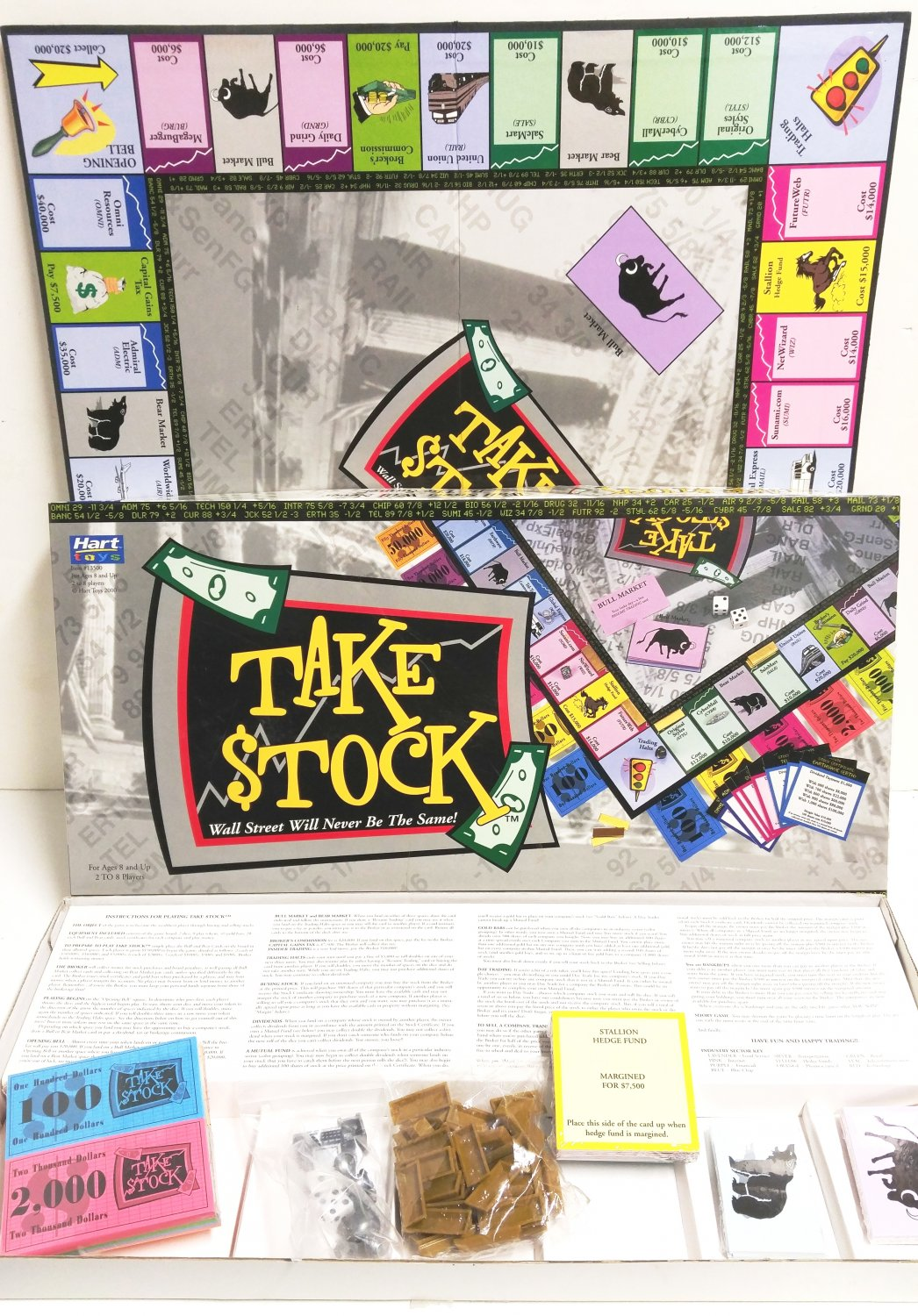 Take Stock Board Game