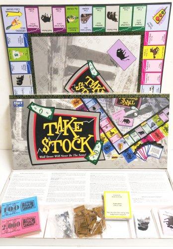 Take Stock Board Game