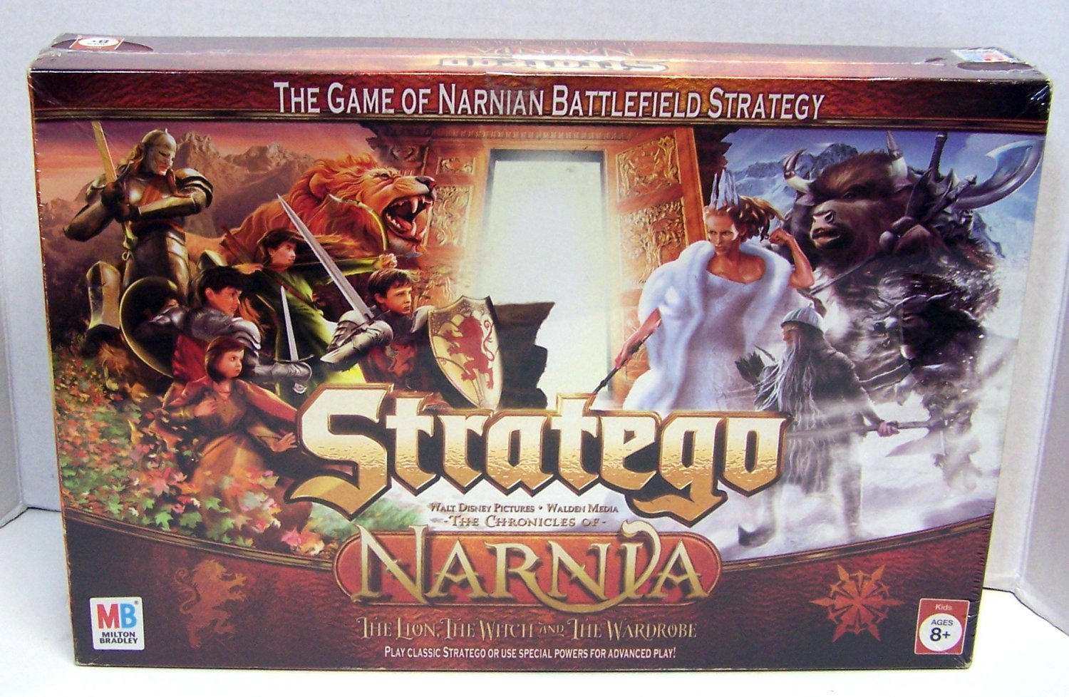 Stratego Chronicles of Narnia 100% Complete Game