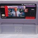 Madden 93 Super Nintendo Game