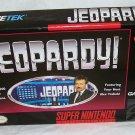 Jeopardy  Super Nintendo Game