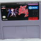 Super Bases loaded 2 Game Cartridge ~ Super Nintendo Game