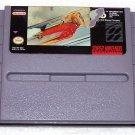 The Rocketeer Super Nintendo Game