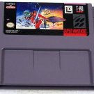 Super Star Wars The Empire Strikes Back Super Nintendo Game Cartridge