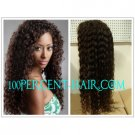 Full lace wigs 100% brazilian virgin hair deepcurl