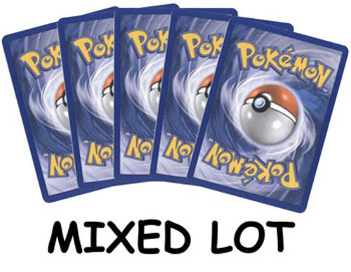 Huge Lot of 100 Pokemon Card Common, Uncommon Rare Cards