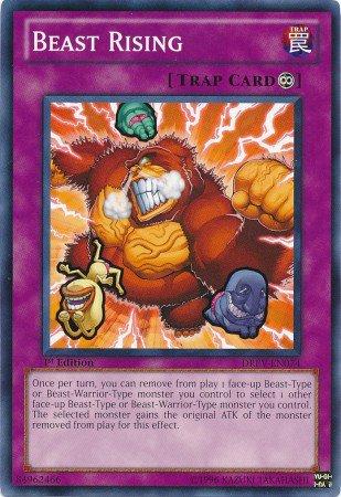 Yugioh Card Beast Rising - DREV-EN074 - Common 1st Edition