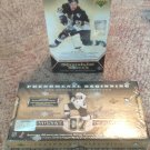 2005-06 Sidney Crosby Rookie Class & Phenomenal Beginning Gold Edition Box Lot